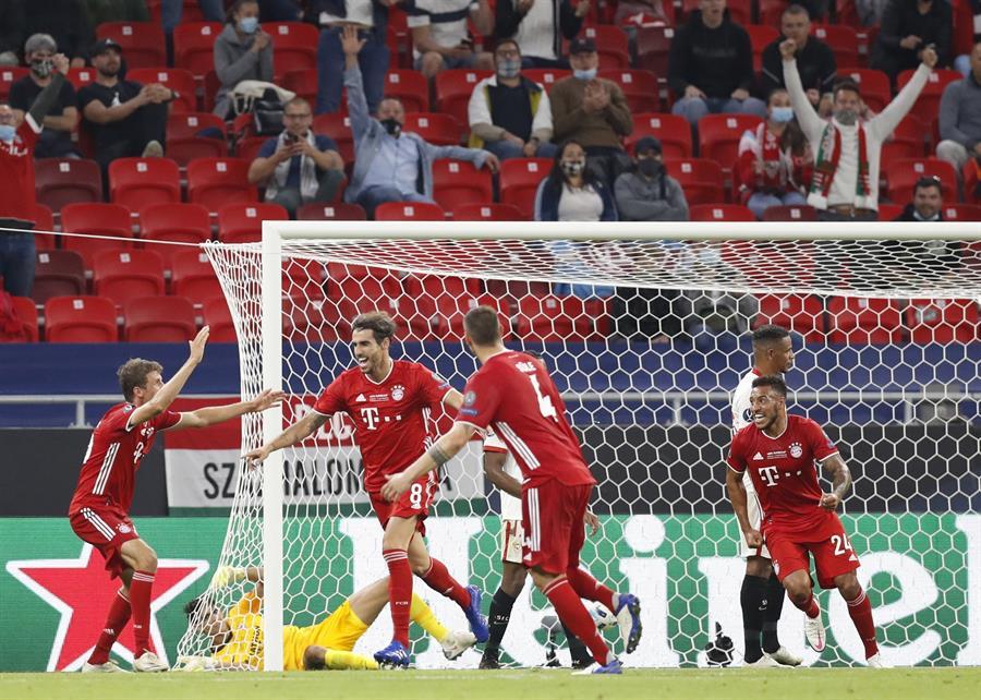 Bayern Munich, supercampeón de Europa  | El Heraldo