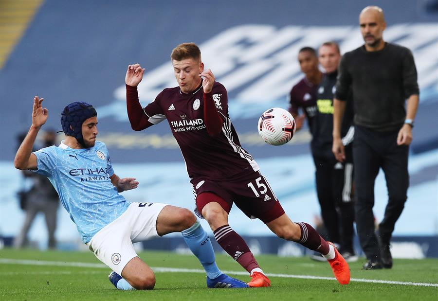 Manchester City, goleado 5-2 por el Leicester en Premier League | El Heraldo