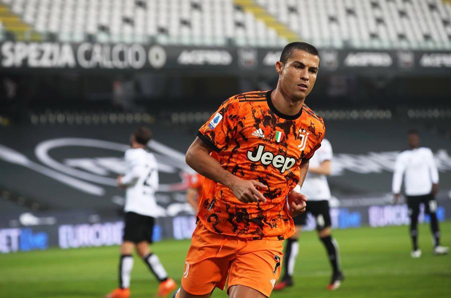 Cristiano resucita a Juventus con doblete ante el Spezia | El Heraldo