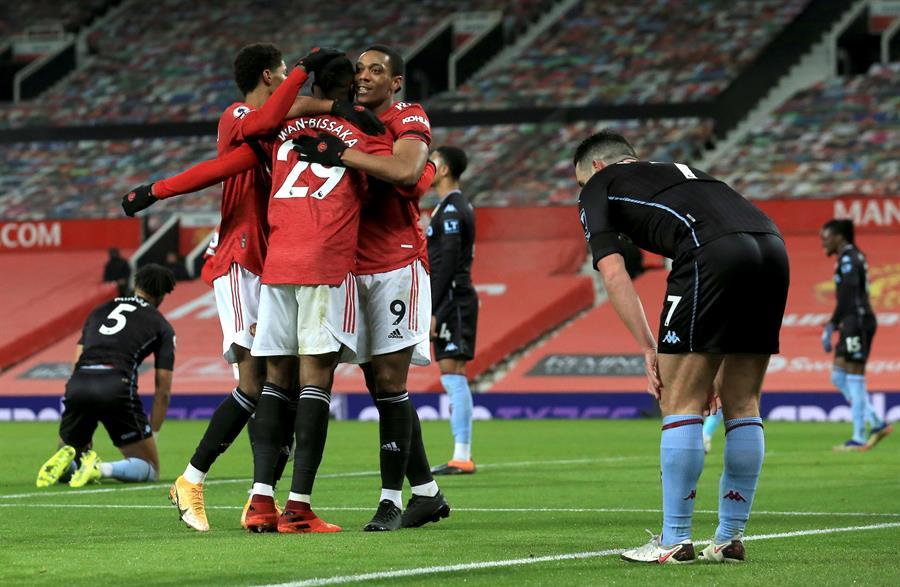 El Manchester United caza al líder   El Heraldo