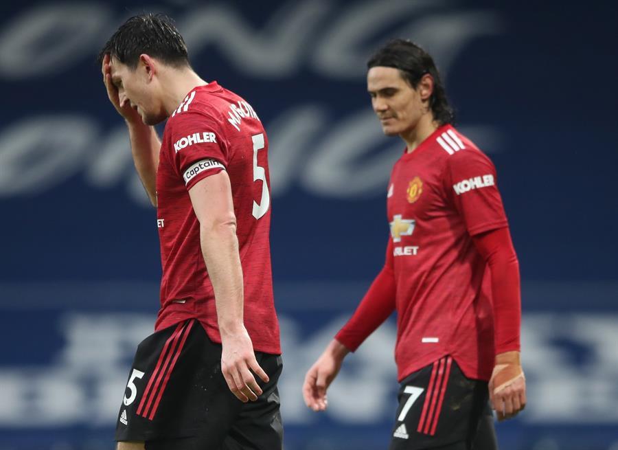 El Manchester United se enreda ante el West Bromwich y se aleja del City   El Heraldo