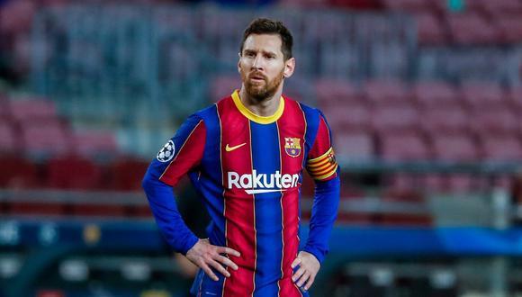Barcelona tendría pérdidas millonarias por la salida de Messi