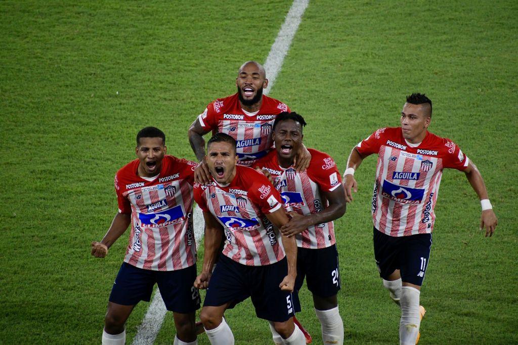 Junior recibe al Deportivo Pereira por los cuartos de final de la Copa