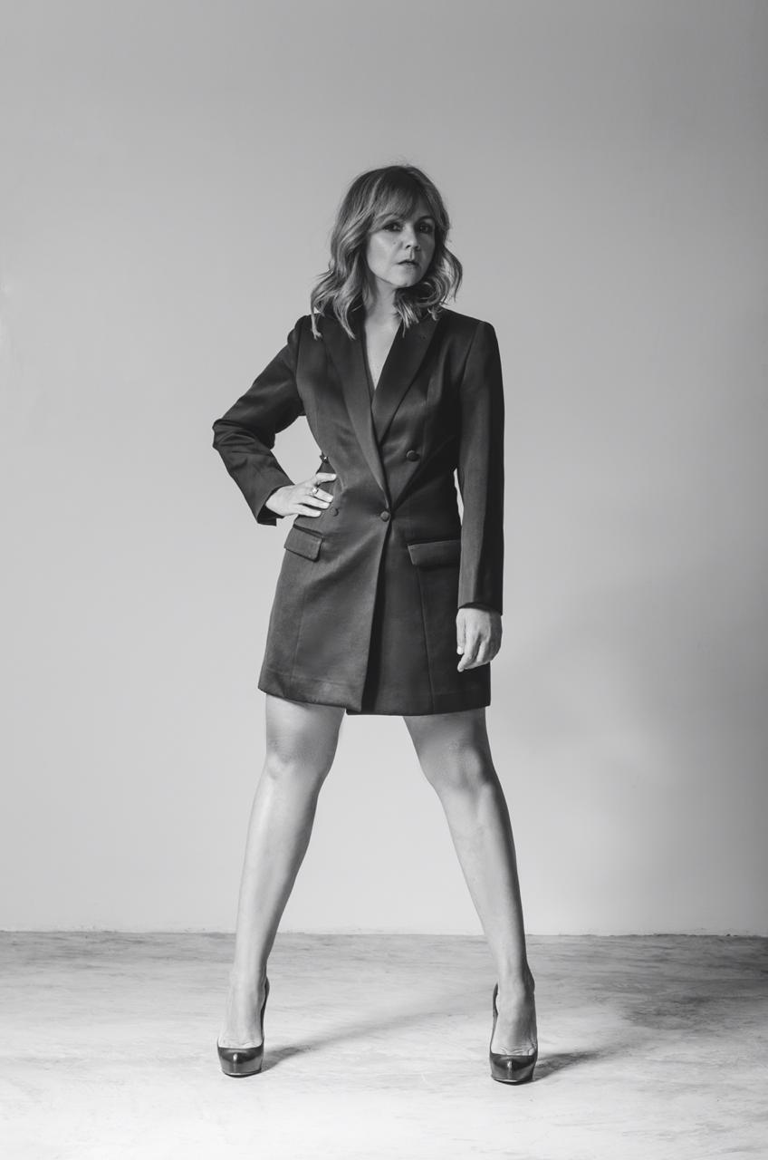 Lina Cantillo, diseñadora.