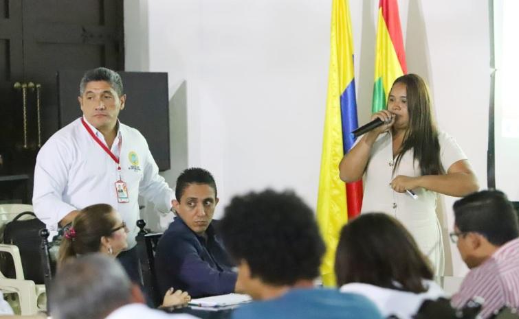 Lidy Ramírez Palencia, asesora de Despacho en asuntos de Transparencia y Anticorrupción del Distrito.