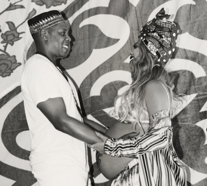 Beyoncé y Jay Z