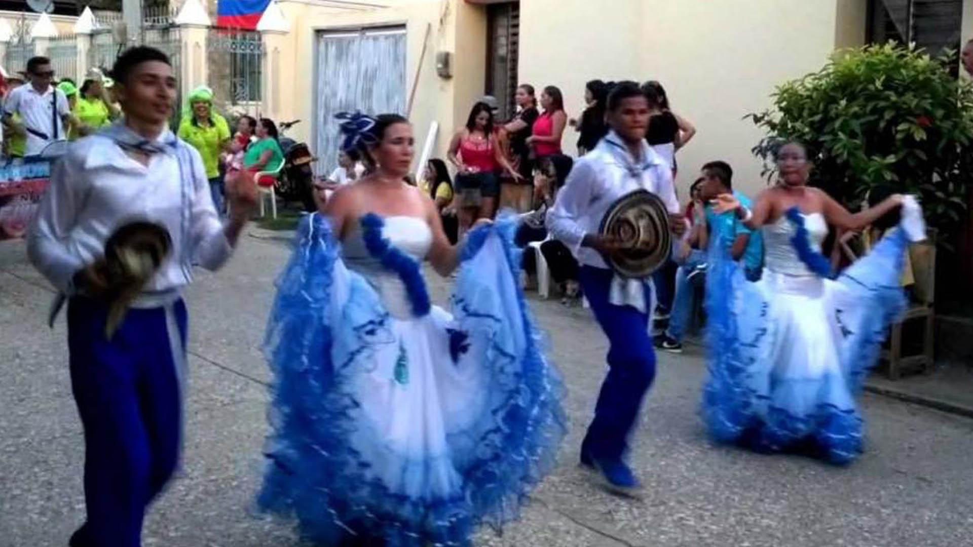 Celebración del Bicentenario de la Independencia en el departamento de Sucre.