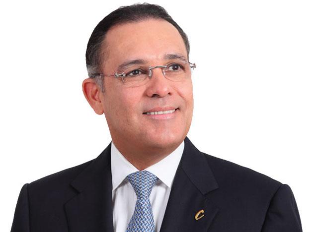 Efraín Cepeda, aspirante al Senado por el Partido Conservador
