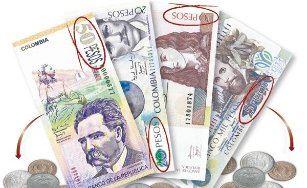 En El Cambio De Las Monedas Se Tendría Que Invertir Unos 187 Mil Millones Pesos Según Estudio Del Banrepública