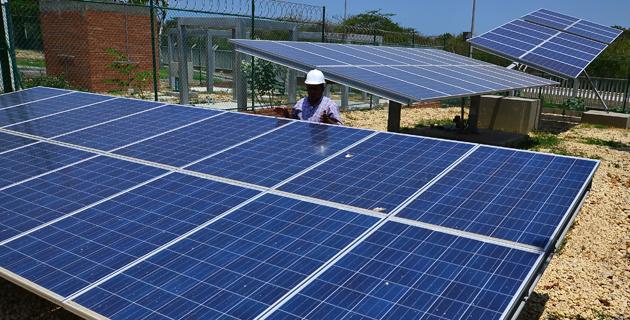 Circuito Que Recorre La Electricidad Desde Su Generación Hasta Su Consumo : El sol y las brisas del caribe son potencial de energías