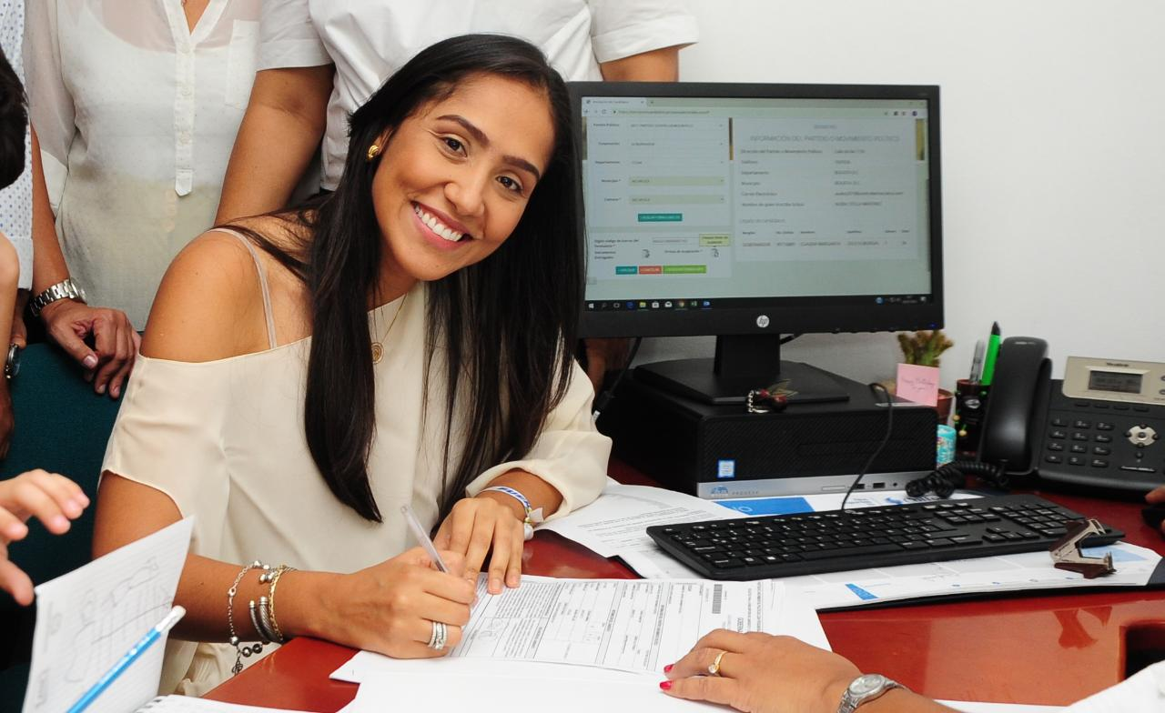 Claudia Margarita Zuleta.