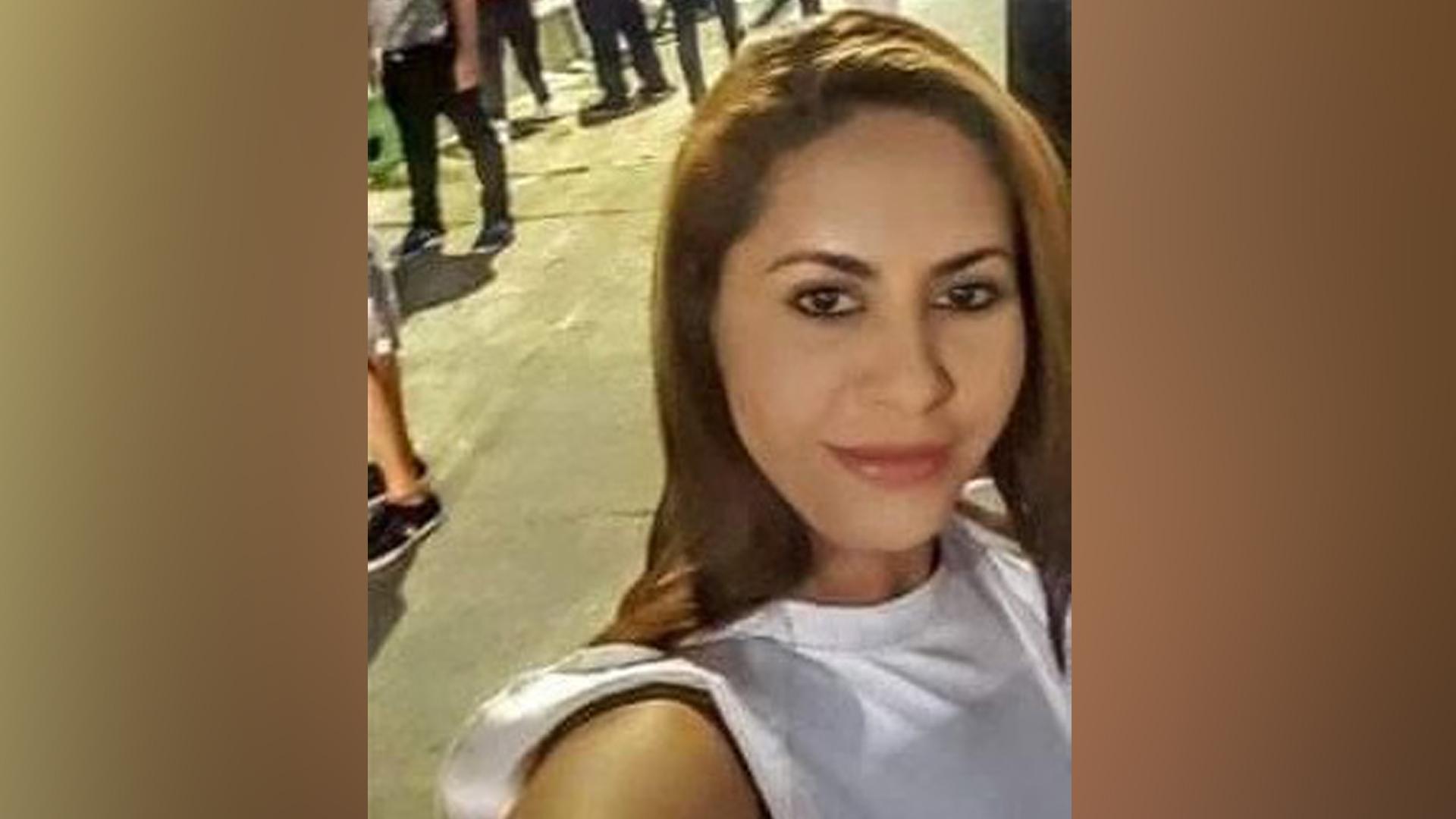 Darley Guzmán, asesinada.