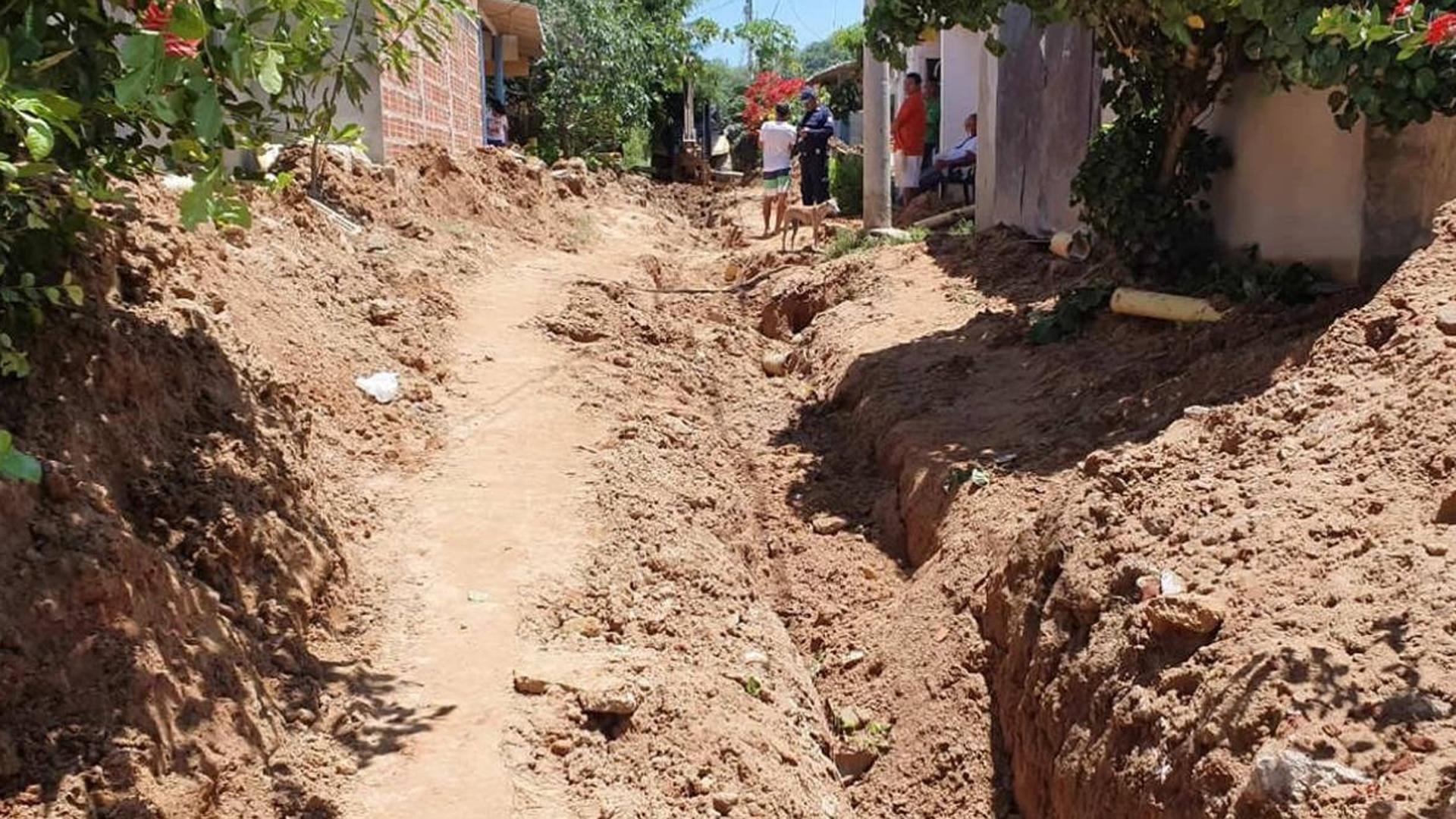 El accidente laboral ocurrido en Puerto Colombia.