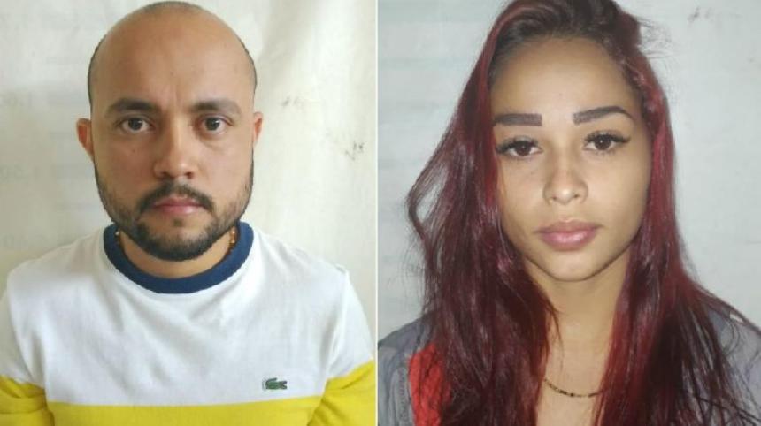 Juan Ricardo Carvajal Vargas, alias el Diablo; y Laura Marcela Guarín Gómez.