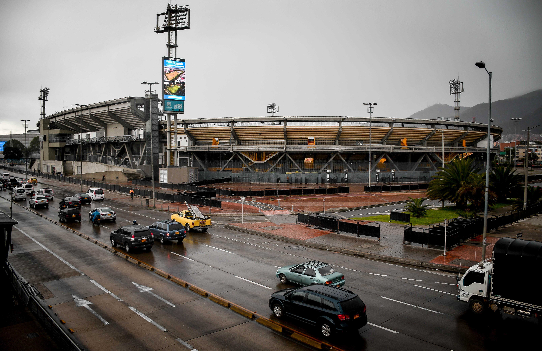 El estadio El Campín se llenará hoy para la gran final.