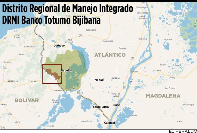 """""""Bijibana posee servicios ecosistémicos que los mismos pobladores identifican como riqueza natural local""""."""