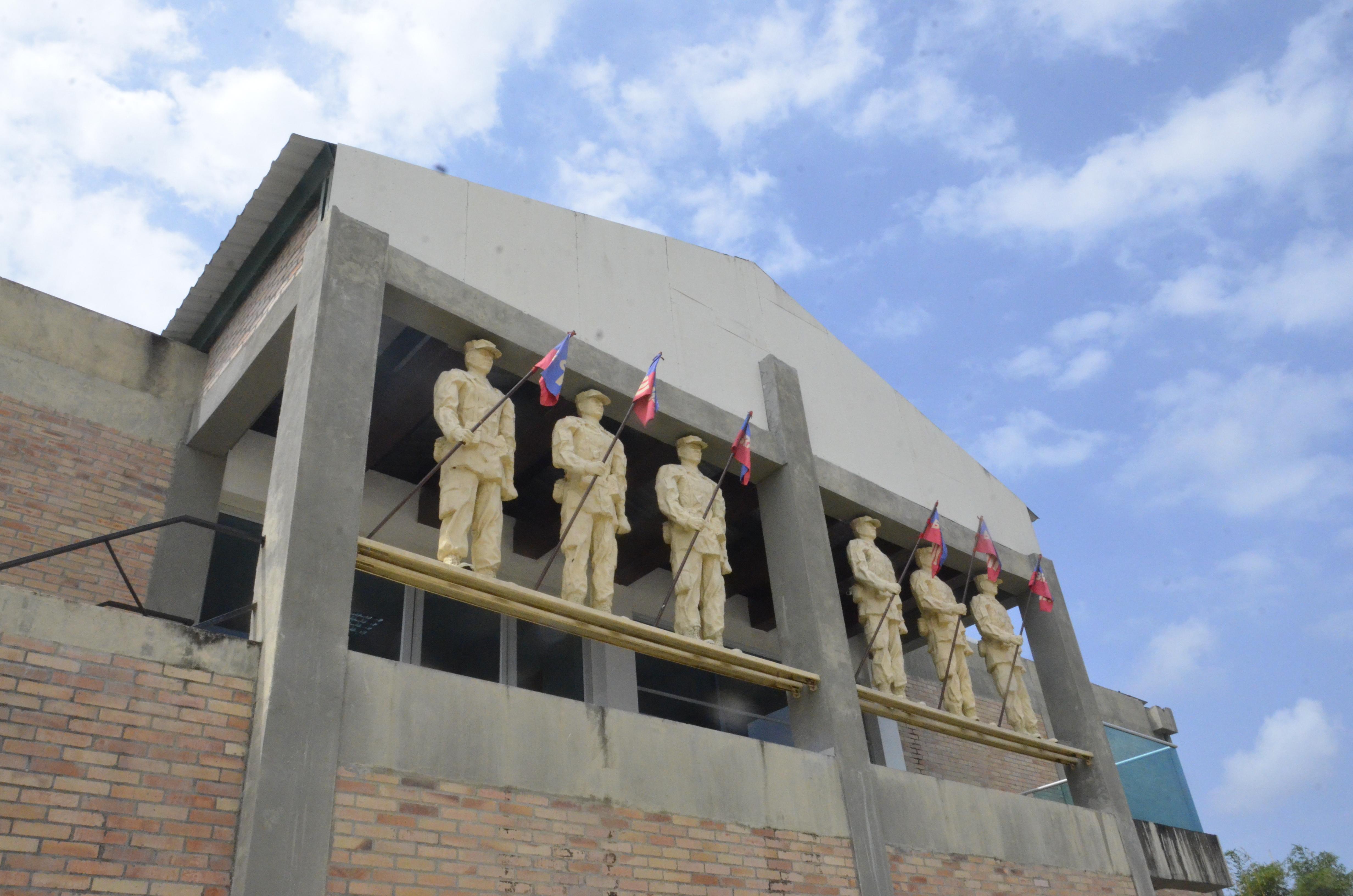 El Museo Moderno muestra las disciplinas de la Infantería.