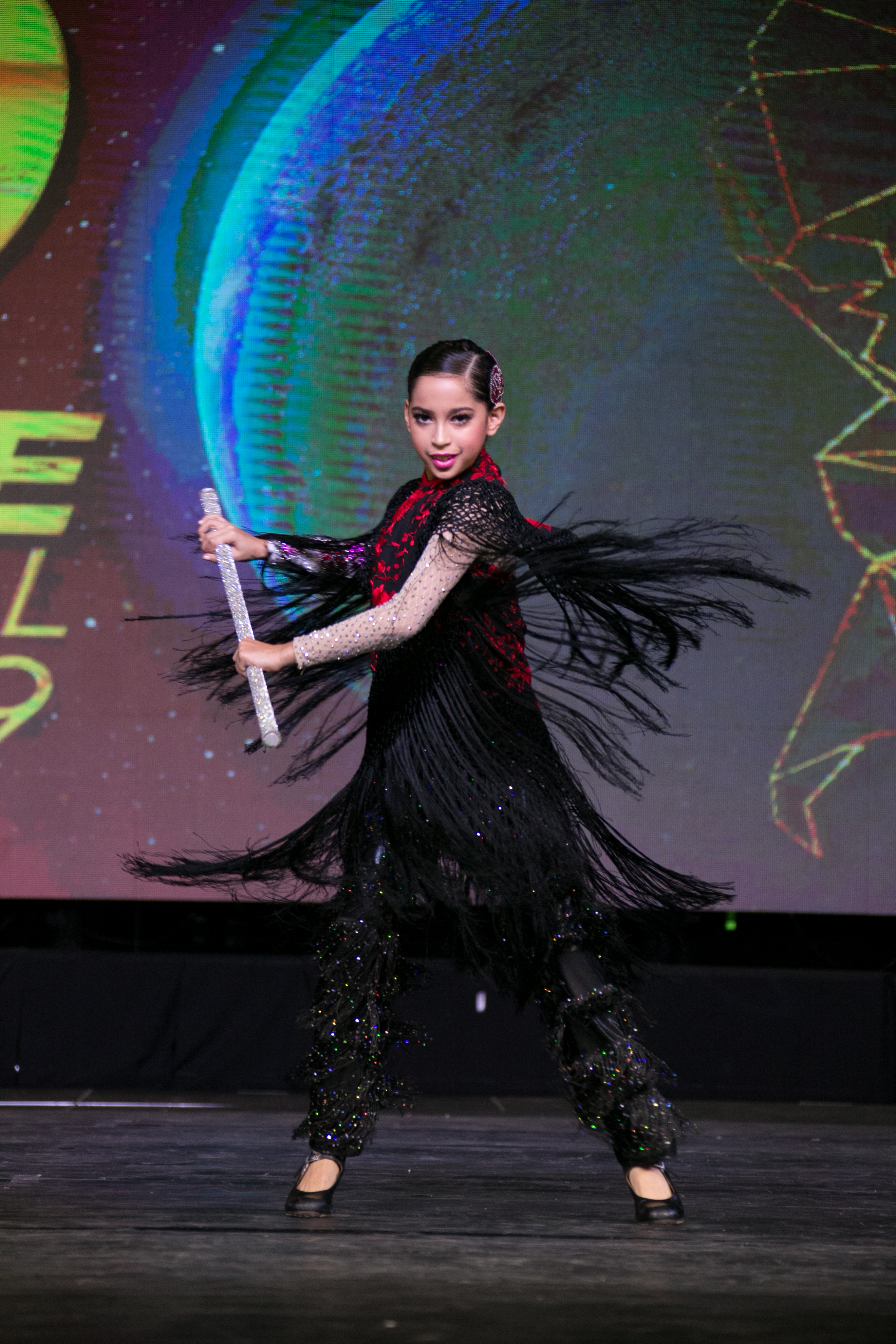 Miranda Torres, 'Mejor bailarina Junior'.