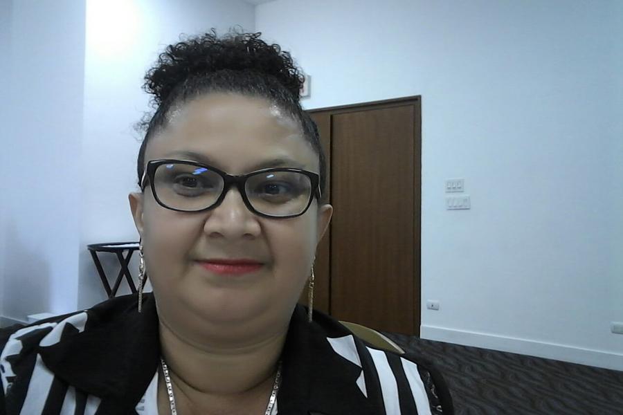Fidelia es la voz de más de 600 trabajadoras sexuales.