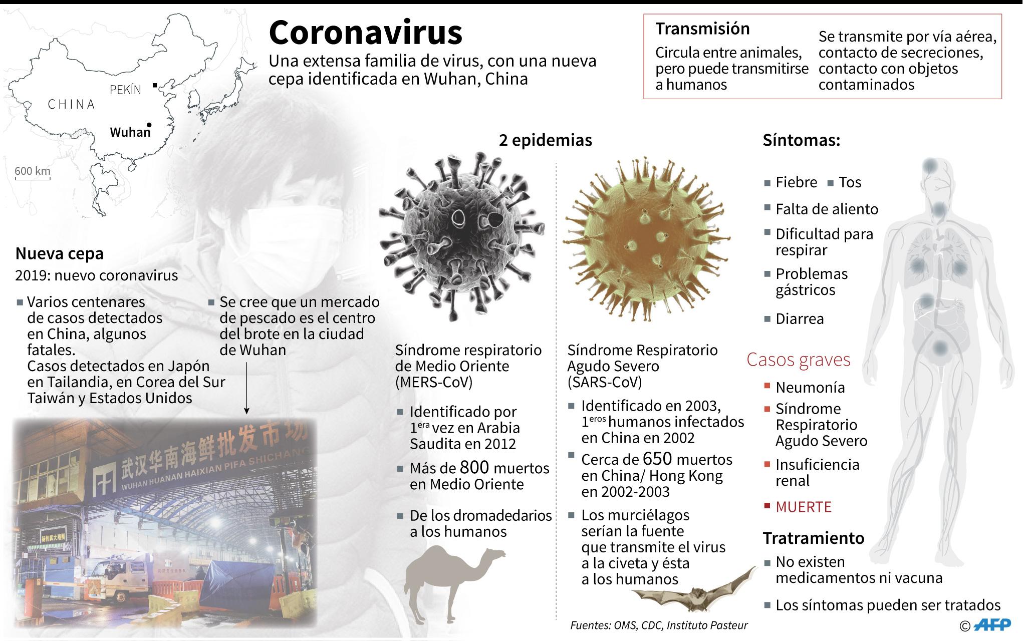 Estos Son Algunos Datos Del Coronavirus El Heraldo