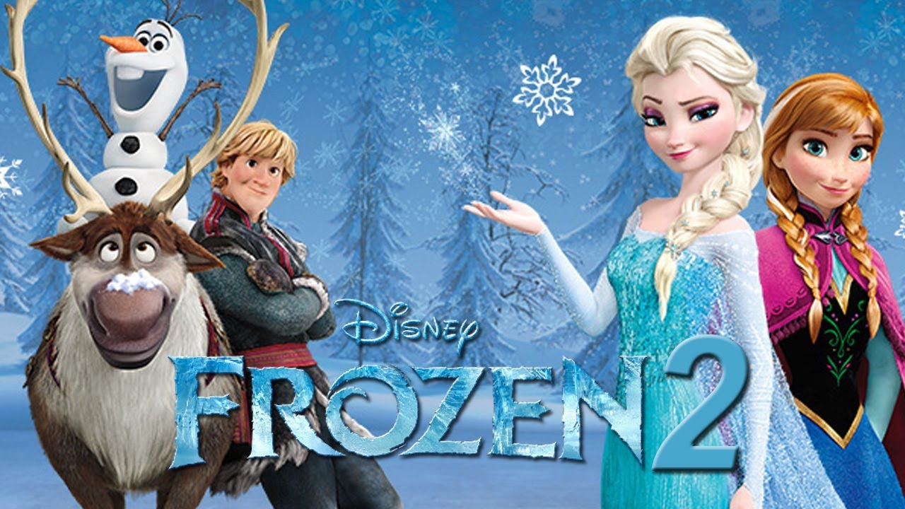 Frozen 2. La cinta animada estará en cines en noviembre de 2019.