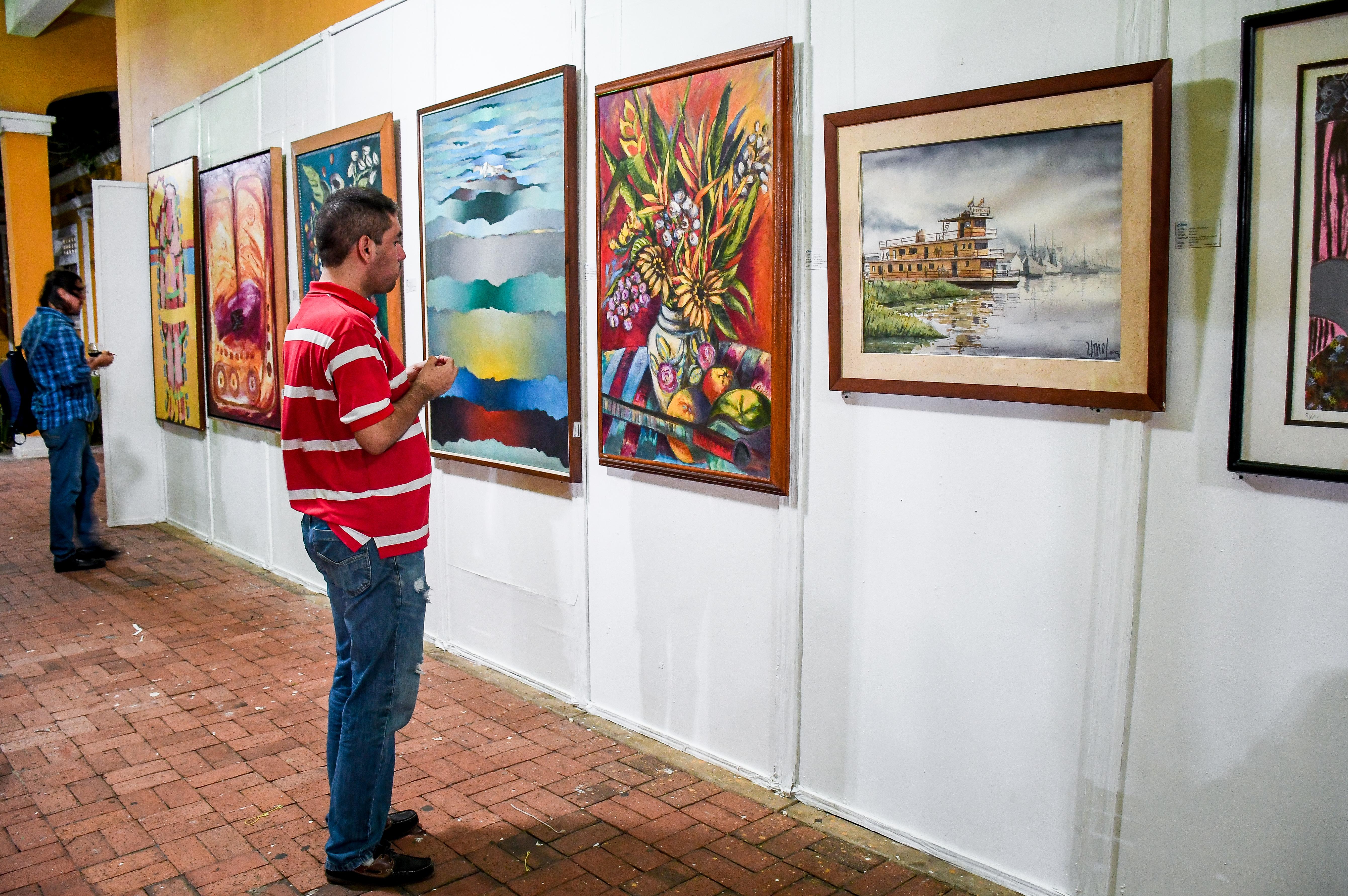 La exposición irá hasta enero de 2020 en las instalaciones de la Biblioteca Piloto del Caribe.