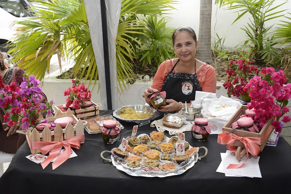 Ferias De Moda Y Gastronomía Cautivaron A Los