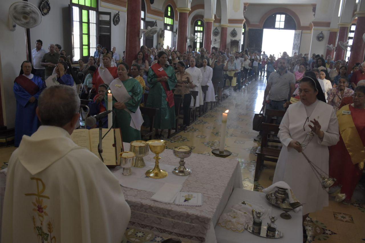 Parroquia del Asilo San Antonio.