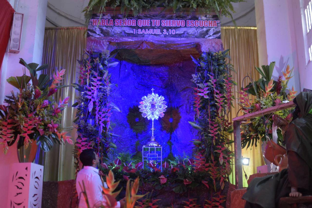 Parroquia Nuestra Señora de las Nieves.