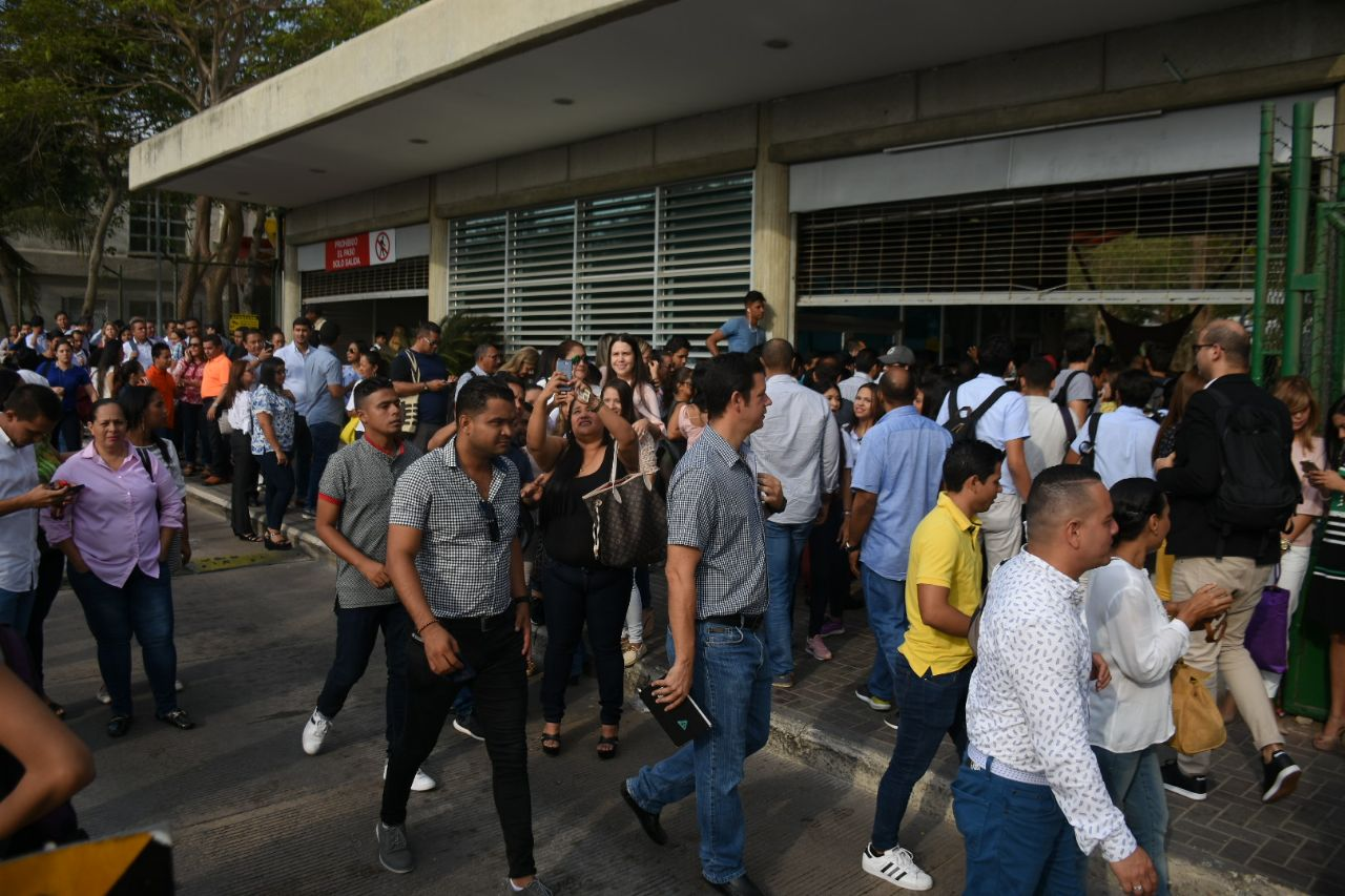 Algunas reacciones del debate presidencial en el Caribe