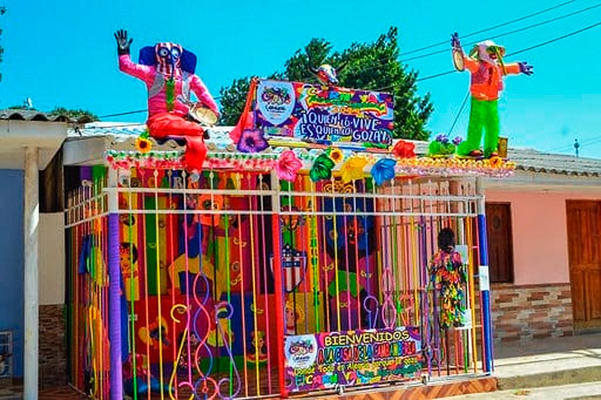 Las 10 Mejores Fachadas Decoradas De Carnaval El Heraldo