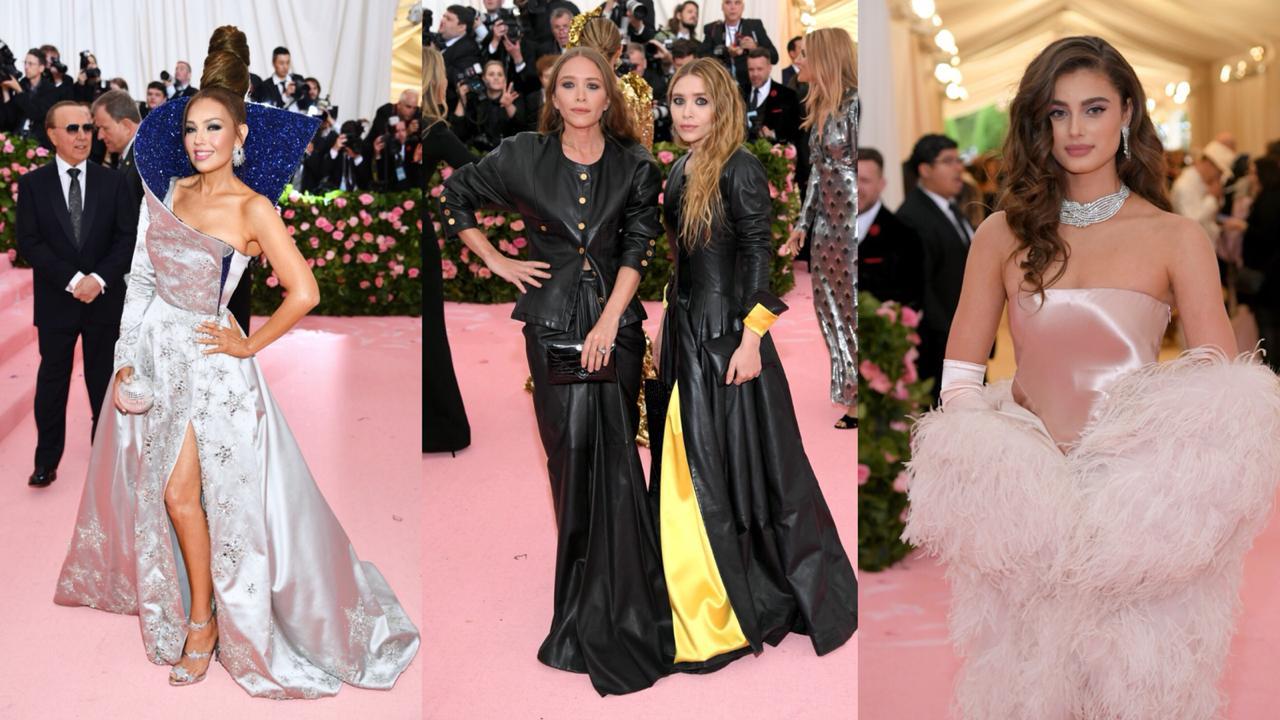 Thalía, Mary y Ashley Olsen, Taylor Hill