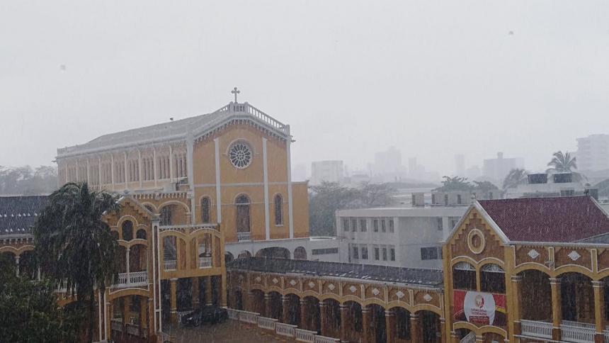 Barrio El Rosario.