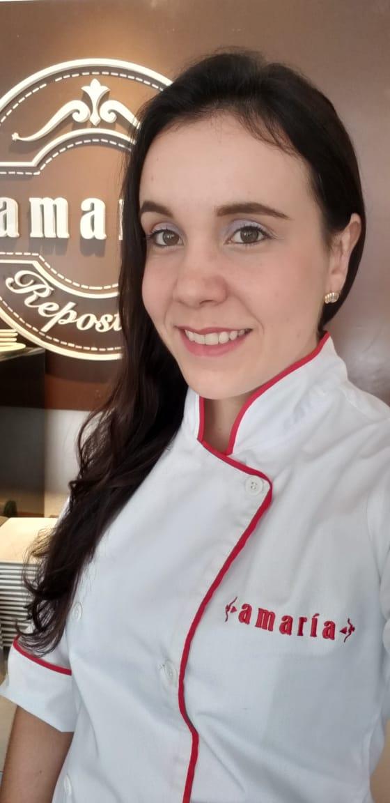 Ana María Jiménez de Barranquilla.