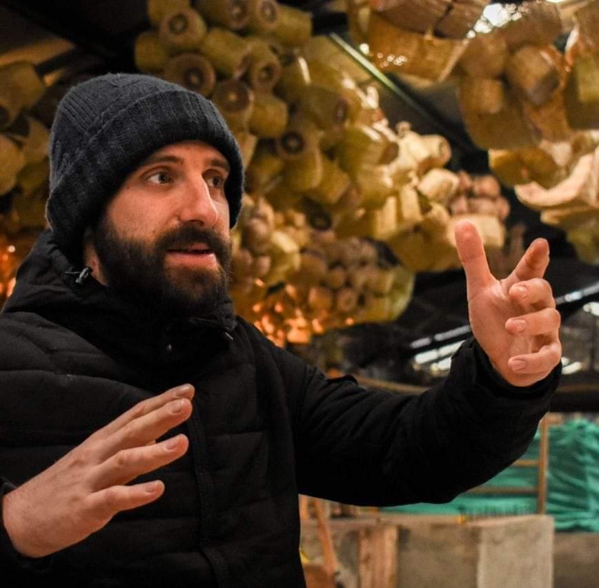 David Alberto Ruiz Koch de Pasto.