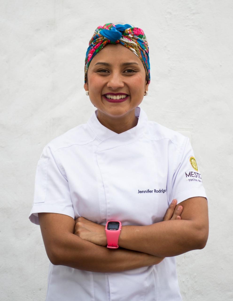 Jennifer Rodríguez, Cundinamarca.