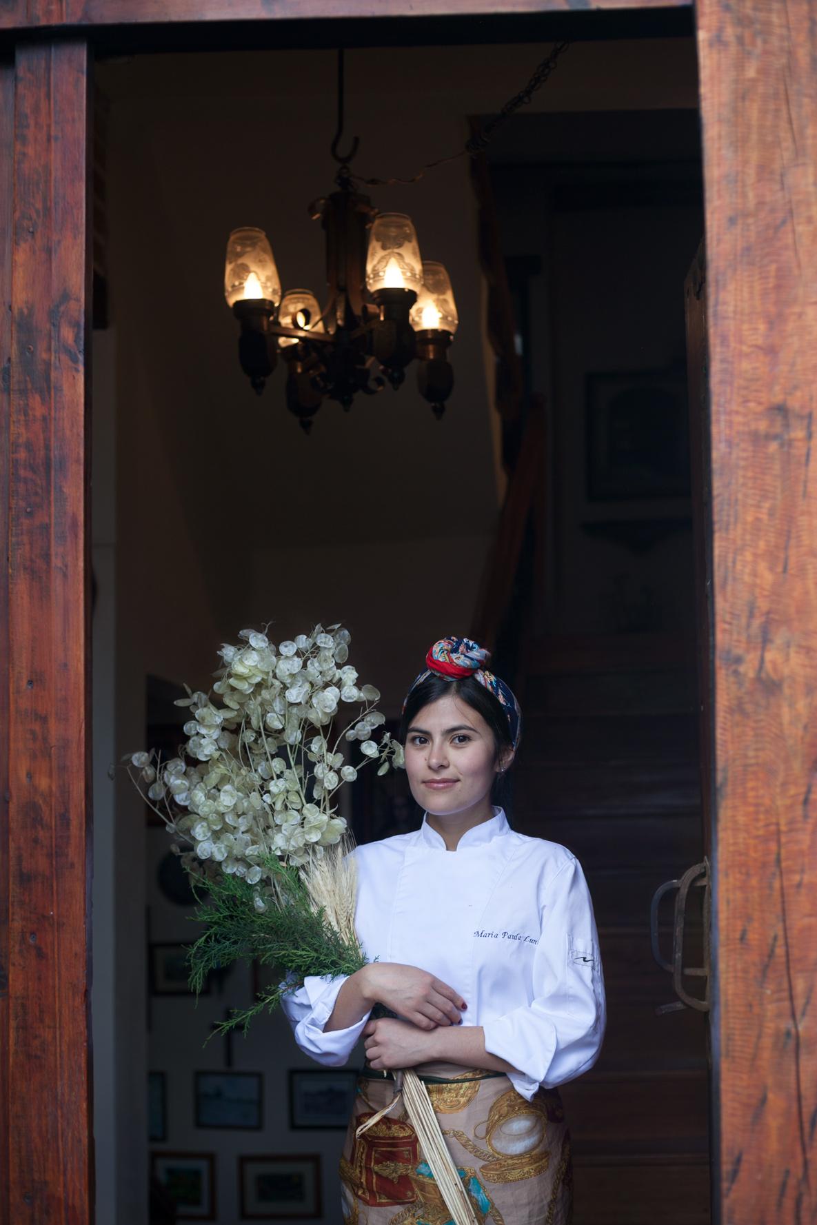 María Paula Luna López de Pasto.
