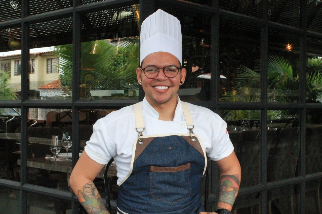 Rob Pineda Berrocal, de Cartagena y nombrado Mejor Chef del Continente Americano.