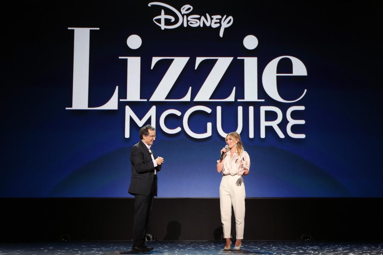 Lizzie McGuire volverá a la pantalla de Disney pronto.
