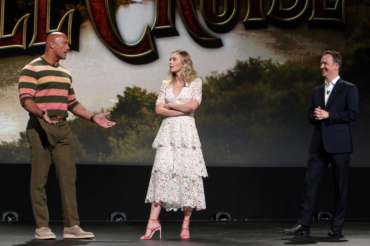 Jungle Cruise también hace parte de los estrenos de mediados del 2020