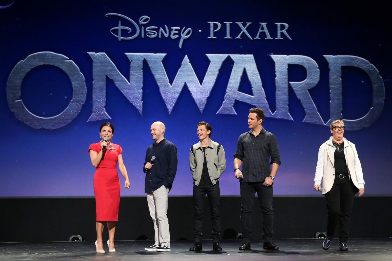 Onward tendrá a Tom Holland y Chris Pratt el 6 de marzo de 2020.