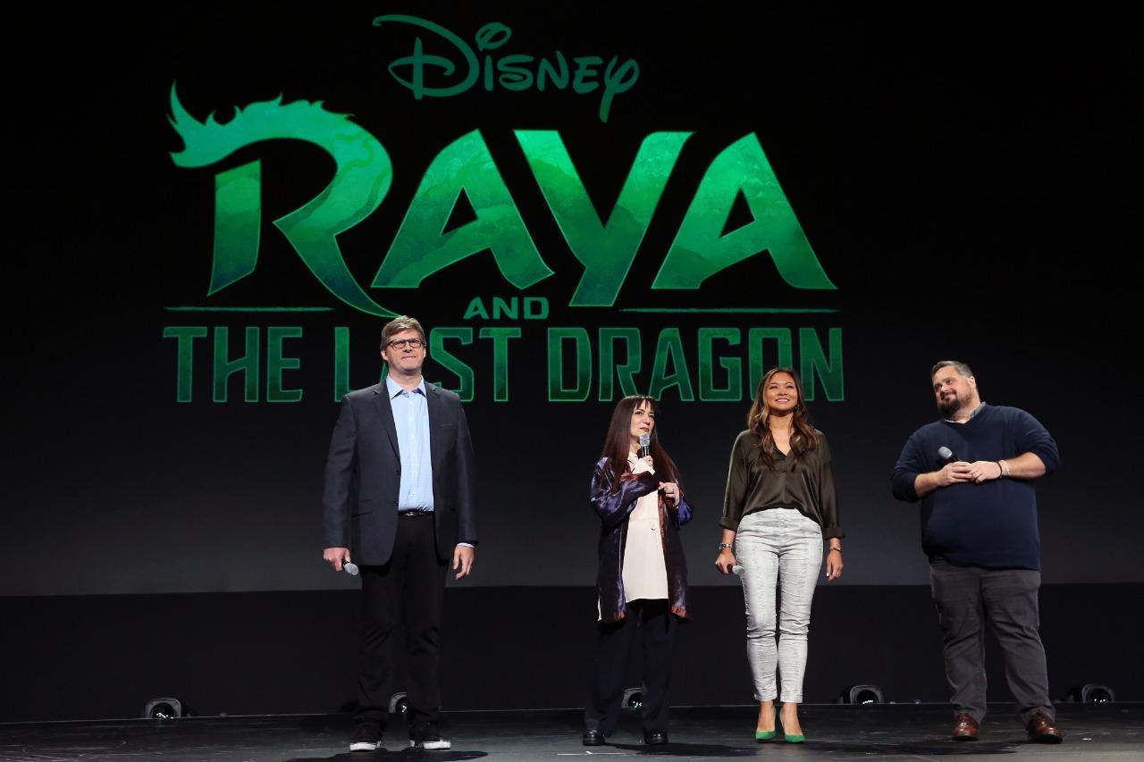 Raya y el último dragón llegará a Disney + el 25 de noviembre de 2020.