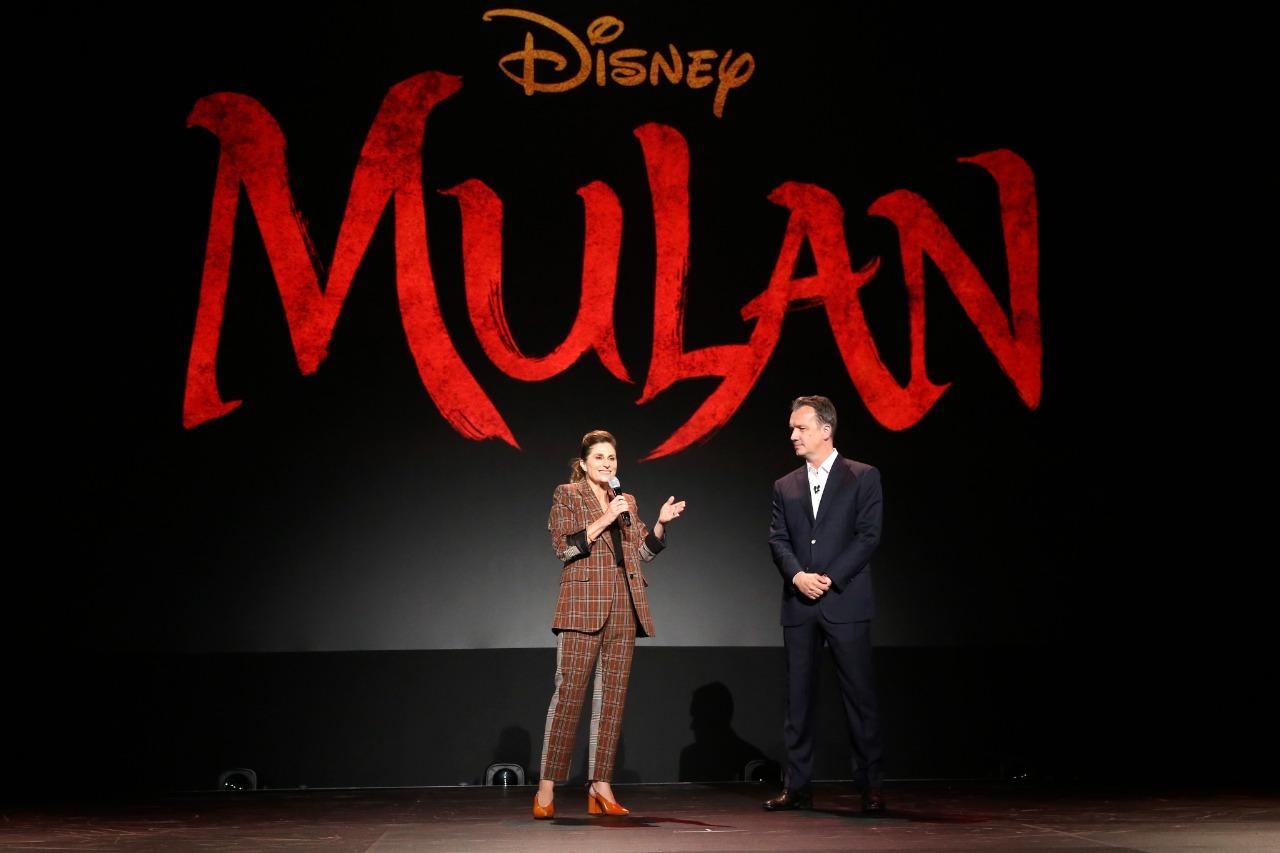 Mulán llegará a la pantalla el 27 de marzo de 2020