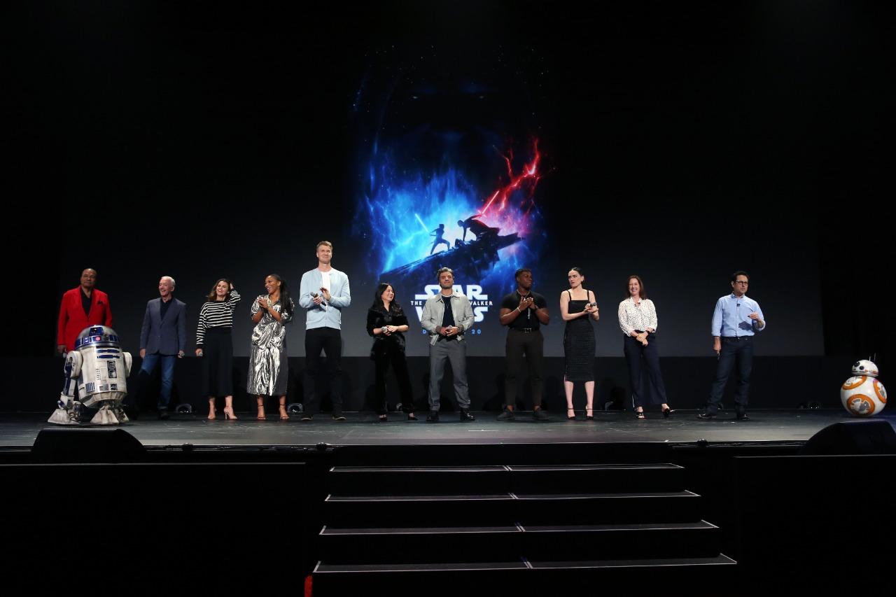 Star Wars culminará con su noveno episodio el 20 de diciembre de 2019.