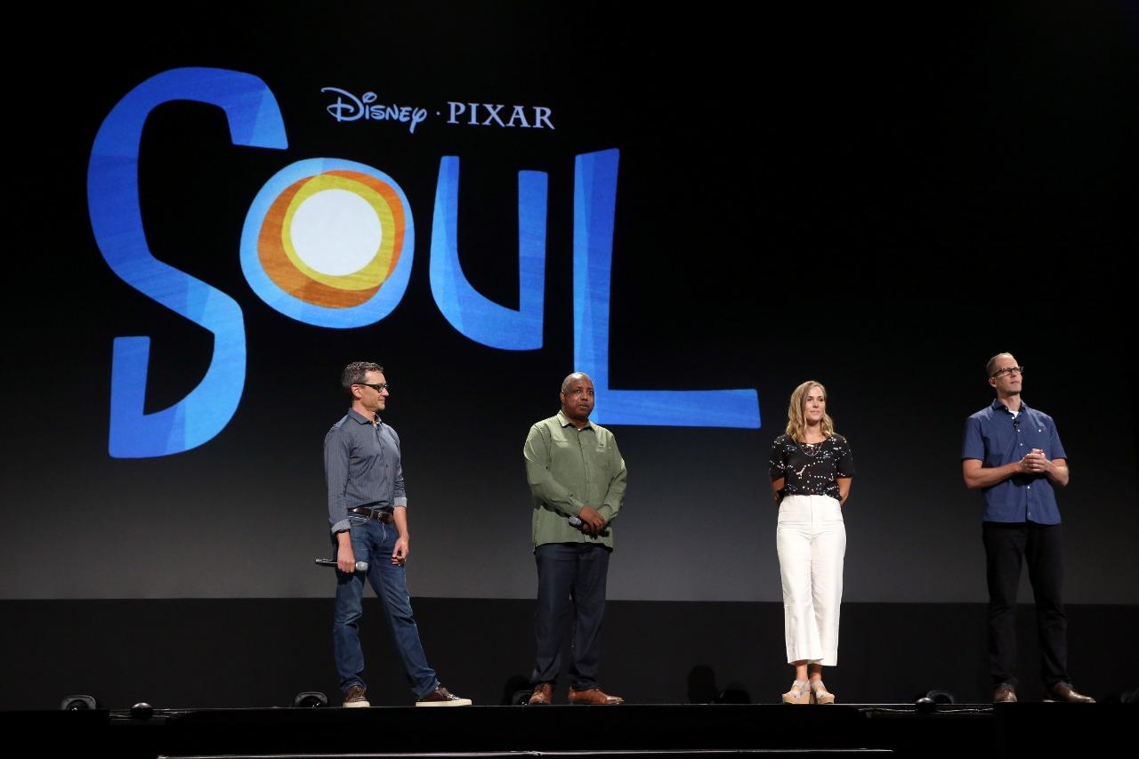 Soul será una nueva entrega de Disney para el 19 de junio de 2020.