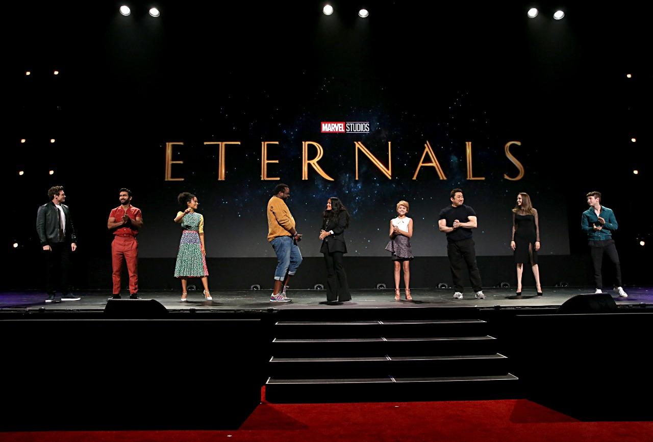 The Eternals se estrenará el 6 de noviembre de 2020.