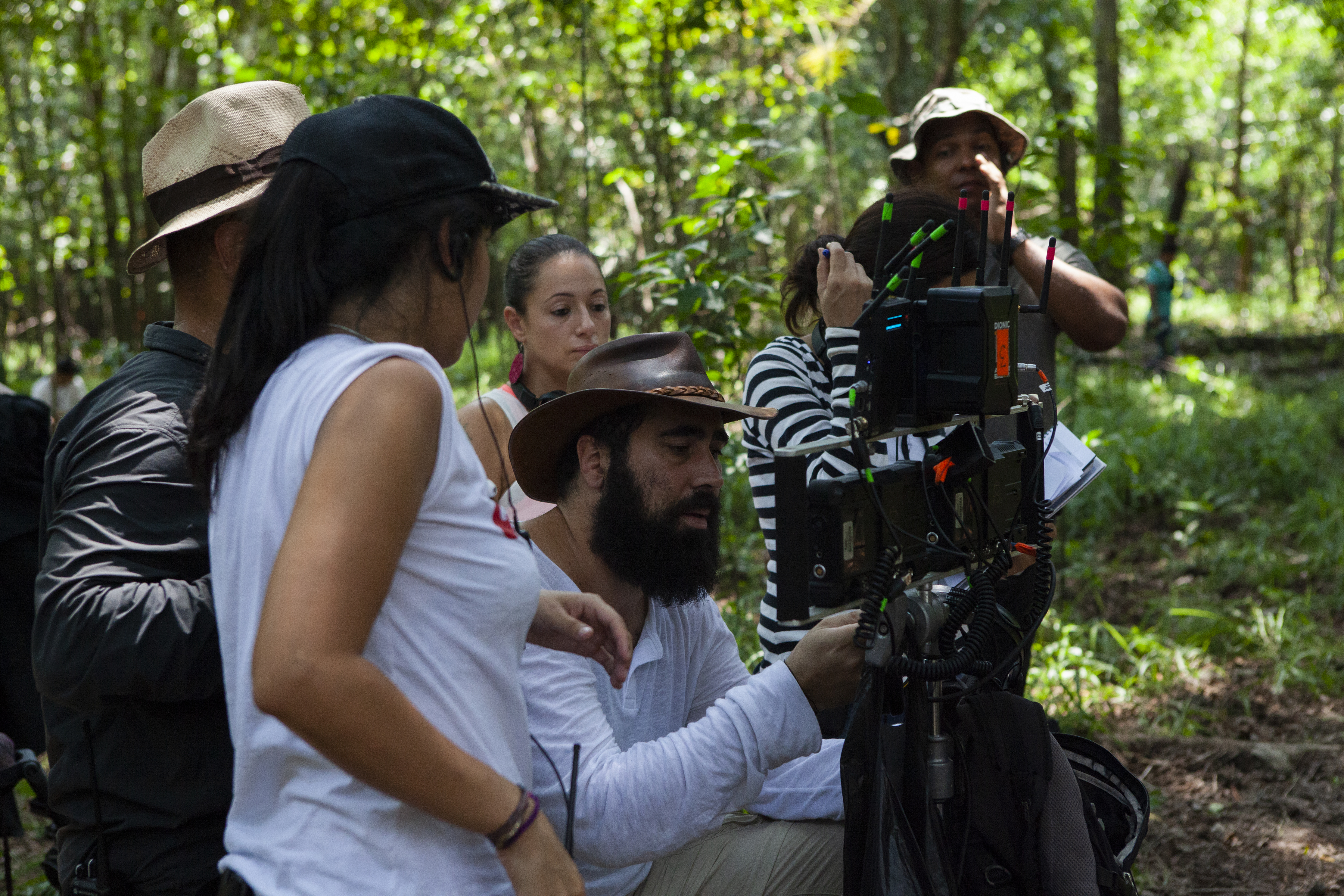 Jacques Toulemonde, director de cine.