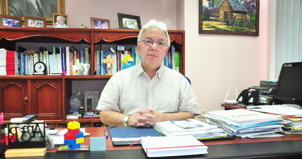 Herman García Amador, presidente ejecutivo de la Cámara de Comercio de Sincelejo