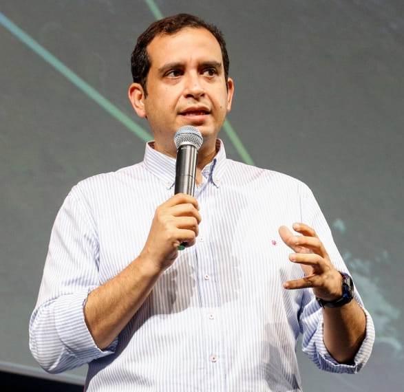 Jacobo Quessep, alcalde de Sincelejo.