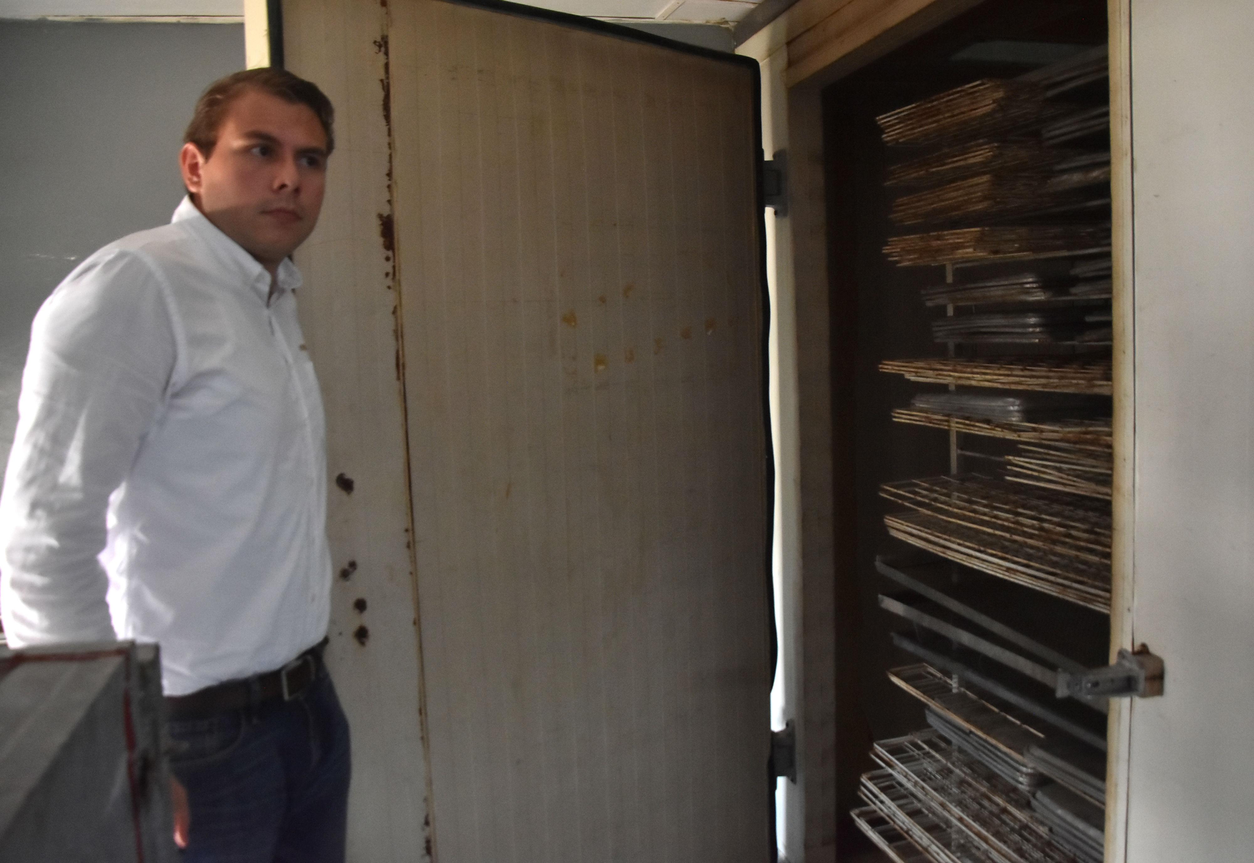 Jairo Mantilla, gerente comercial de Ancestor's.
